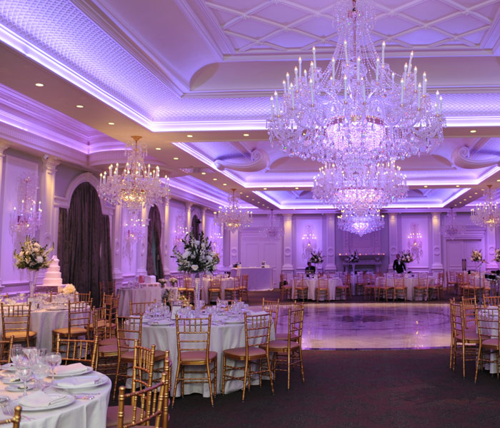 The Bristol Ballroom, an elegant and intimate venue for weddings, celebrations and events