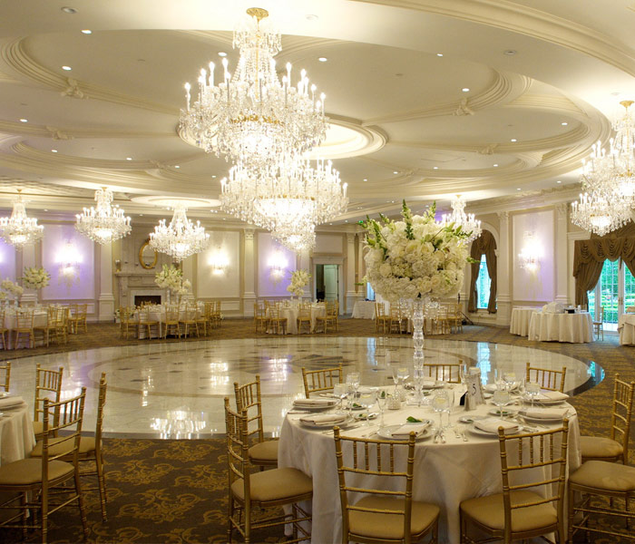 Rockleigh's Grand Pavilion, perfect for large, elegant wedding receptions and celebrations